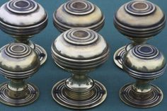 Brass Door Knobs Bloxwich. Available in two sizes, they look superb on Georgian Doors. http://www.priorsrec.co.uk/bloxwich-georgian-large-brass-door-knobs/p-3-22-23-51
