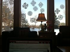 """This entry in our """"Where I Write"""" series is from Kerstin March whose debut, Family Trees,will be published by Kensington in Spring 2015. """"Although I have a desk to file my research and drafts, my favorite place to write is also my favorite place to read… my favorite chair in our living room. And today, …"""
