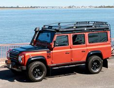 An Ex-Government Land Rover is All the Defender You'll Ever Need Used Land Rover Defender, Defender 90, Bug Out Vehicle, Old Classic Cars, Diy Camping, My Ride, Military Vehicles, Offroad, Landing
