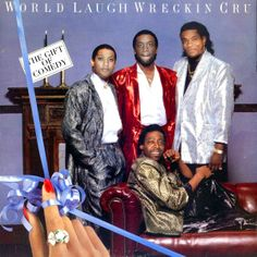 "Just in time for the holidays, the hottest R&B/Comedy/Funk group to come out of the city of Compton ""World Laugh Wrecking Crew"" drops a full length LP to get you in the mood! Packed with 17 jams of pure hilarious funk!"