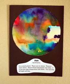Create space art with these awesome projects!