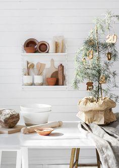Ellos Christmas. Styling Susanna Vento.