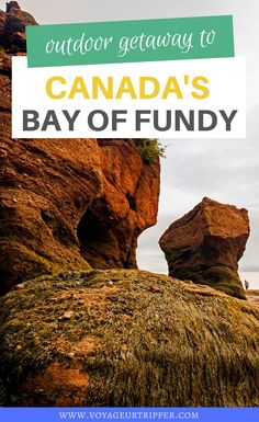 Get planning your Bay of Fundy adventure today! Here's a perfect New Brunswick road trip itinerary for an outdoor getaway in The Bay of Fundy, from hiking to kayaking and all the best places to explore. I things to do in New Brunswick I where to go in New Brunswick I road trip in Canada I road trip in New Brunswick I Canada Travel I outdoor travel in Canada I New Brunswick kayaking I hiking in New Brunswick I #BayofFundy #Canadatravel #NewBrunswick #outdoortravel #adventuretravel #Canada Alberta Canada, Travel Guides, Travel Tips, Travel Abroad, Travel Goals, Canada Vancouver, Road Trip Hacks, Road Trips, Canadian Travel