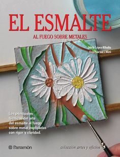 Enameling on Metal: The Art and Craft of Enameling on Metal Explained Clearly and Precisely - DIY Supplies Fun Crafts, Arts And Crafts, Miro, Diy Supplies, Birthday Wishlist, Kids Boxing, Any Book, Holiday Sales, Art Object