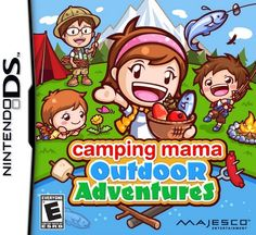 Camping Mama Outdoor Adventures: Camping Video Game