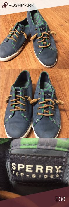 Sperry Top-sided sneakers: women's 9.5 Sperry Top-Sided sneakers. Women's size 9.5. Worn only a few times and in great condition! Sperry Top-Sider Shoes Sneakers