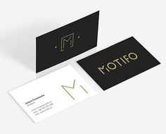 33 Slick Business Card Designs For Architects   Business Cards, Architects  And Business