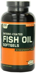 Nutritional Fish Oil by Optimum Nutrition