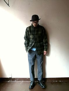FILSON MACKINAW LIMITED COLOR (O.GREENxBLACK) : TODAY IS THE DAY official blog