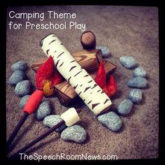 Campfire Speech from TheSpeechRoomNews.com