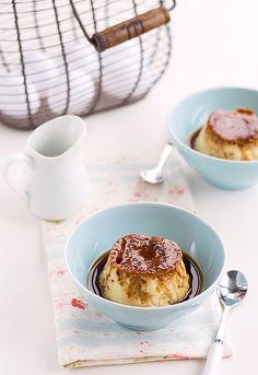 Receta de flan de huevo clásico en cazuela de barro sin horno. Receta aquí/ Recipe here: http://www.unodedos.com/recetario-de-cocina/flan-de-huevo-en-cocotte-sin-horno-receta-de-flan-de-huevo/