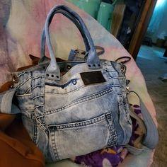 Denim Clutch Bags, Denim Handbags, Denim Bag, Tote Bag, Pocket Pal, Market Bag, Casual Bags, Phone Case, Upcycle