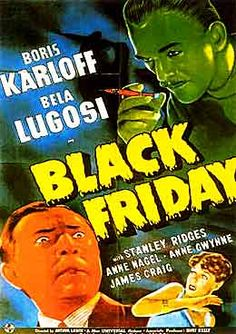 Black Friday, 1940