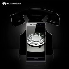 #HuaweiClub Update: Time passes, elegant remains. Elegance with edge #AscendP6.