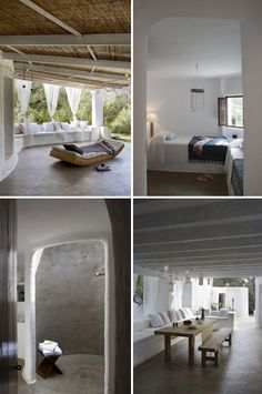Can't you just feel the summer breeze? Casa Anna on Formentera, Spain
