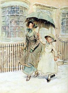 Коллекция работ художника Hugh Thomson (1860—1920)