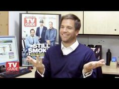NCIS! Michael Weatherly on Tiva!