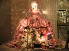 berlin christmas window display by batteryboy1, via Flickr