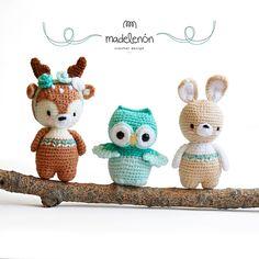Ravelry: My Forest 2 pattern by Madelenón Crochet Design