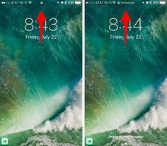 TextyClock Jailbreak Tweak Replaces Digital Clock to iPhone Lock Screen - idroidnews Iphone Video, Ios, Video Vintage, Time To Live, Ipad Photo, Digital Clocks, Over The Top, Usa News, Being Used