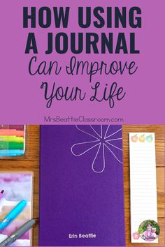 Keeping a daily journal is an excellent way to focus on gratitude, get organized, and set goals. Take a look at this post for great product choices, inspiring journaling ideas, and grab a FREE printable month-long journaling challenge! Cool Writing, Creative Writing, Weekly Planner, Life Planner, Planner Layout, Daily Journal, Day Plan, Positive And Negative, Teaching Strategies