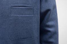 S.E.H Kelly hopsack overshirt