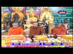 Lok Tesna Khmer | Buddhist Monks Preaching | SEATV Khmer News | April 27...