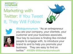 Marketing with Twitter: If You Tweet It, They Will Follow