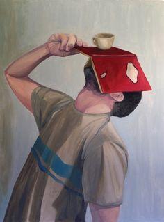Humorous Paintings by Iñaki Otaola | iGNANT.de