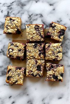 10 in 20: Summer Fruit Recipes: Cherry Pie Bars #theeverygirl