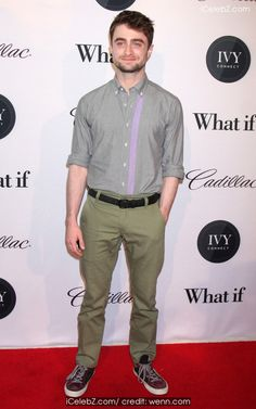 Daniel Radcliffe 1st Annual Ivy Innovator Film Awards screening of 'What If' presented by Cadillac http://www.icelebz.com/events/1st_annual_ivy_innovator_film_awards_screening_of_what_if_presented_by_cadillac/photo1.html