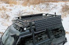 Тюнингованный Land Rover Discovery — Журнал «4х4 Club»