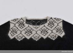 Spetsen / the Lace Knitwear, Jumper, Knitting, Lace, Sweaters, Design, Fashion, Moda, Tricot