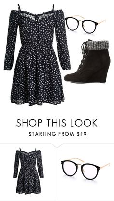 """outfit"" by hjeanb on Polyvore featuring Superdry and Charlotte Russe"