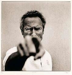 Anton Corbijn shoots Clint.