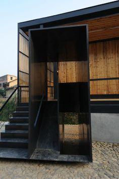 Escuela-puente en Xiashi