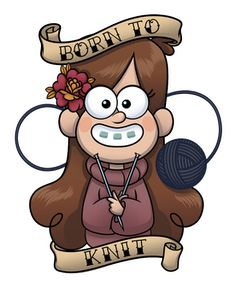 Born 2 Knit by MentalFloss