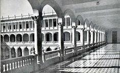1950 Belen Jesuit School. Havana, Cuba