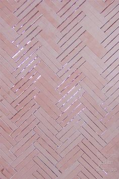 Rose Gold Double Herringbone | Concept II Tile Store