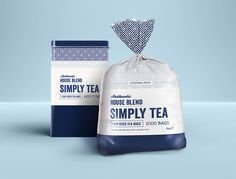Simply Tea on Packaging of the World - Creative Package Design Gallery