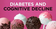 Diabetes is known to enhance inflammation, and inflammation is indeed a cornerstone of Alzheimer's type dementia. Healthy Brain, Brain Food, Brain Health, Healthy Tips, Gut Health, Healthy Foods, Healthy Eating, Nutrition Articles, Health Articles