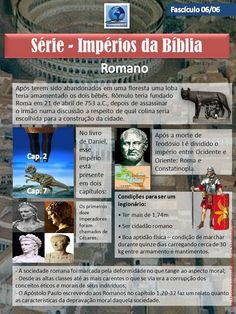 Impérios da Bíblia - Colecionador - Romano