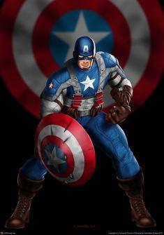 Captain America :DDDD