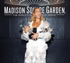 Beyoncé MTV Video Music Awards at Madison Square Garden New York City New York 28th August 2016