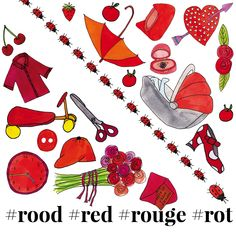 rood Cards, Red, Map, Playing Cards, Maps, Rouge