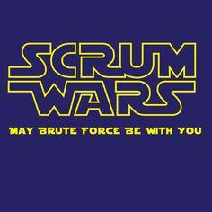 Scrum Wars - dumpTackle.com