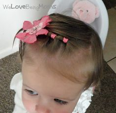 30 hairstyles for toddler girls @Alice Cartee Cartee Cartee Ramos - The Beauty Thesis