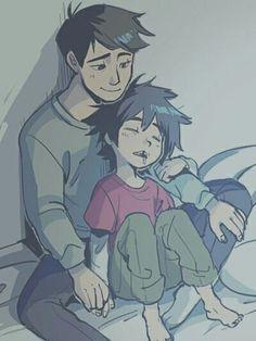 Hidashi Tadashi x Hiro