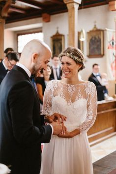 Adorable ceremony moment captured by Kevin Klein