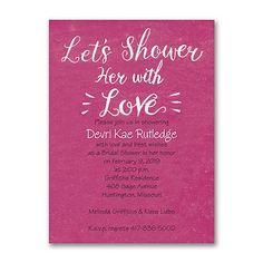 40% OFF  Shower with Love - Bridal Shower Invitation  http://mediaplus.carlsoncraft.com/Wedding/Bridal-Shower-Invitations/3254-TWS37595-Shower-with-Love--Bridal-Shower-Invitation.pro